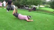 Смотреть онлайн Подборка приколов про гольф