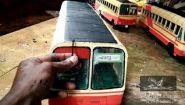 Смотреть онлайн Реалистичная миниатюра автобусного депо