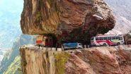 Смотреть онлайн Подборка: страшные дороги, где лучше не ходить