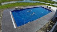 Смотреть онлайн Как происходит строительство бассейна